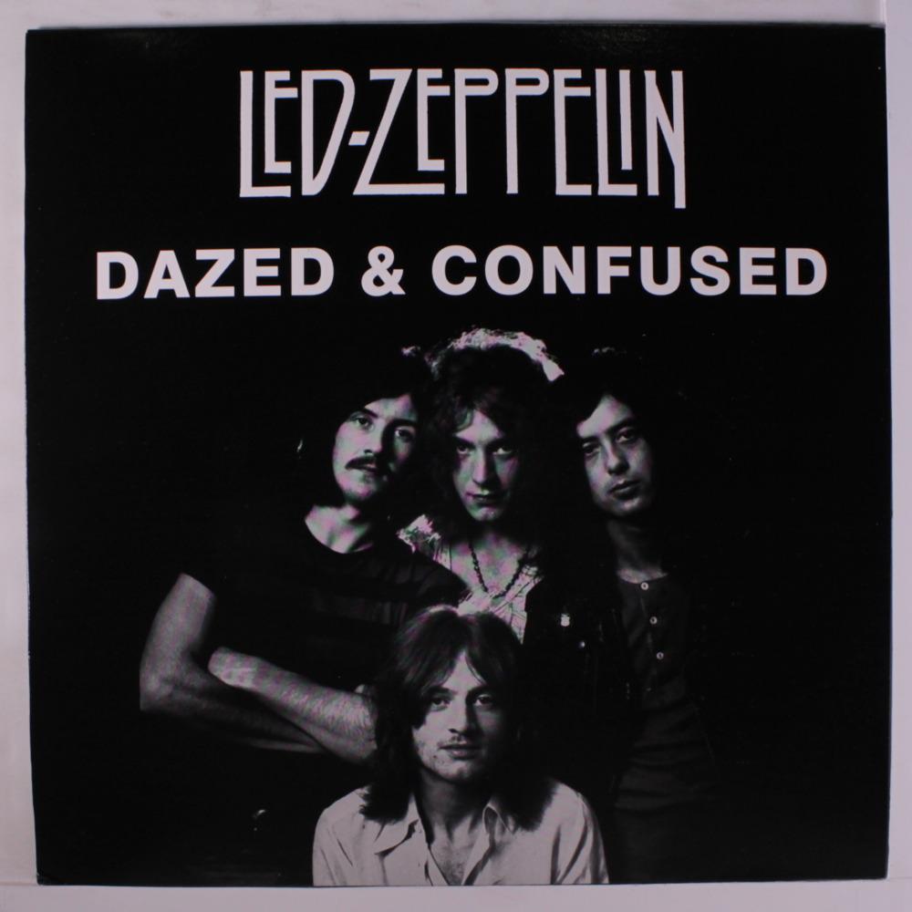 led zeppelin lyrics dazed: