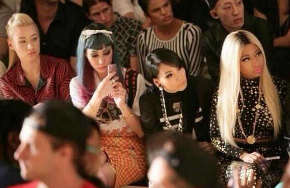 The gallery for --> Iggy Azalea And Nicki Minaj Look Alike