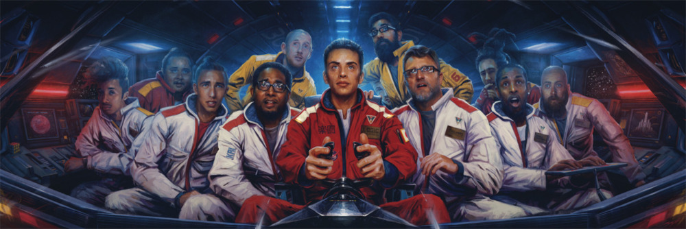 Logic the incredible true story album artwork for def jam color palettes art direction for the interior album typography and graphic design all the way down to tiny minutia like the flight badge he wears malvernweather Gallery