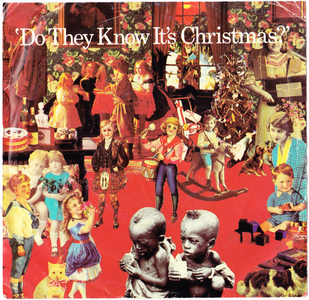 Image result for do they know it's christmas lyrics