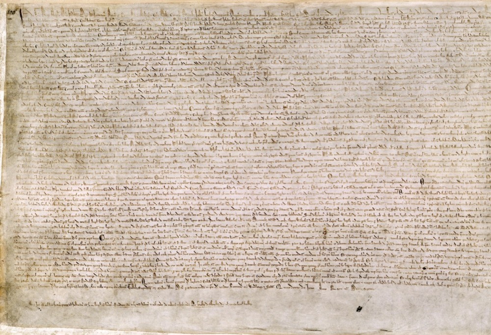 Barons of King John of England � The Magna Carta | Genius