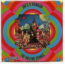 The Rolling Stones Shes A Rainbow Lyrics Genius Lyrics