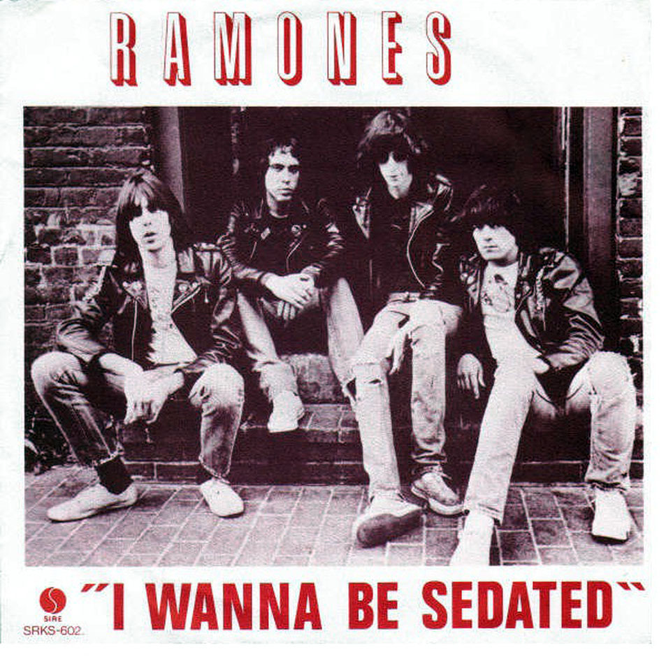 wanna be sated dei ramones