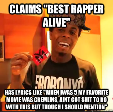 Who is the worst rapper alive