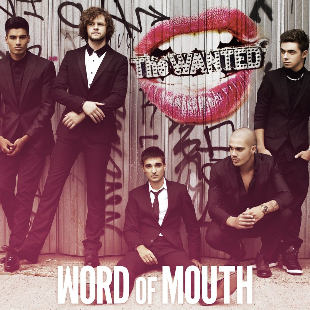 the wanted word of mouth lyrics and tracklist genius. Black Bedroom Furniture Sets. Home Design Ideas