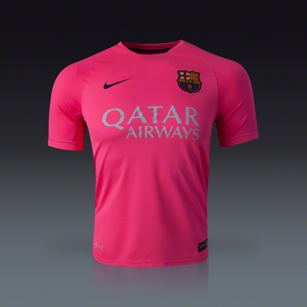 ... Soccer Jersey Shirt Replica Real Madrid away jersey 201415 FC Barcelona  – Barcelona 201415 Kit Genius ... d69fc908c