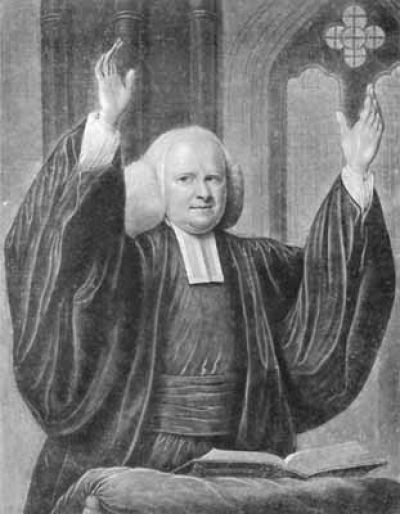 jonathan edwards and george whitefield essay