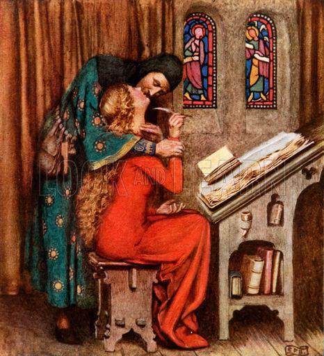 Alexander Pope Eloisa To Abelard Genius