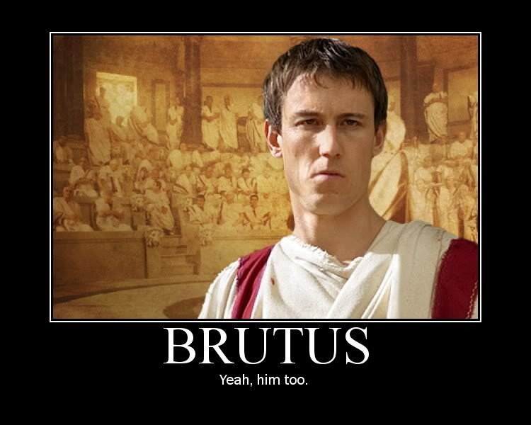 the condemnation of marcus brutus essay Marcus brutus essay marcus junius brutus, often referred to as brutus, was a politician of the late roman republic.