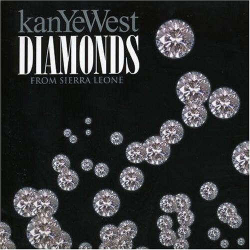 Kanye West - Diamonds Lyrics | MetroLyrics