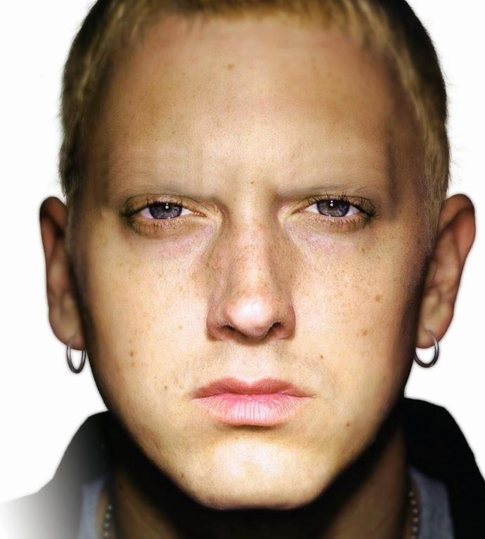 Omg Eminems Eyebrows Suck Genius