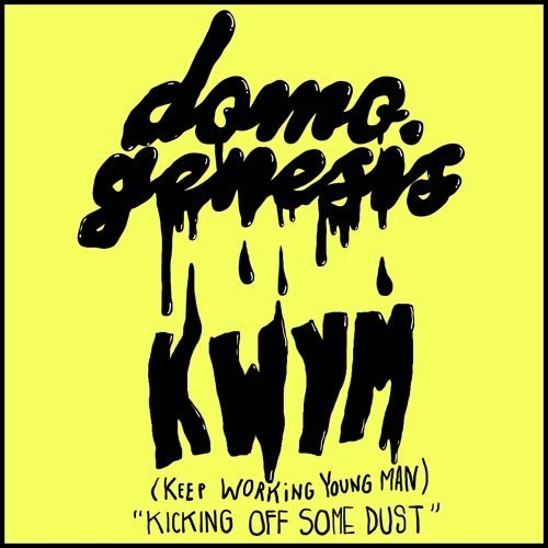 Cover art for KWYM (Keep Working Young Man) by Domo Genesis