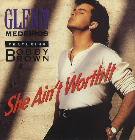 Glenn Medeiros – She Ain't Worth It Lyrics | Genius Lyrics