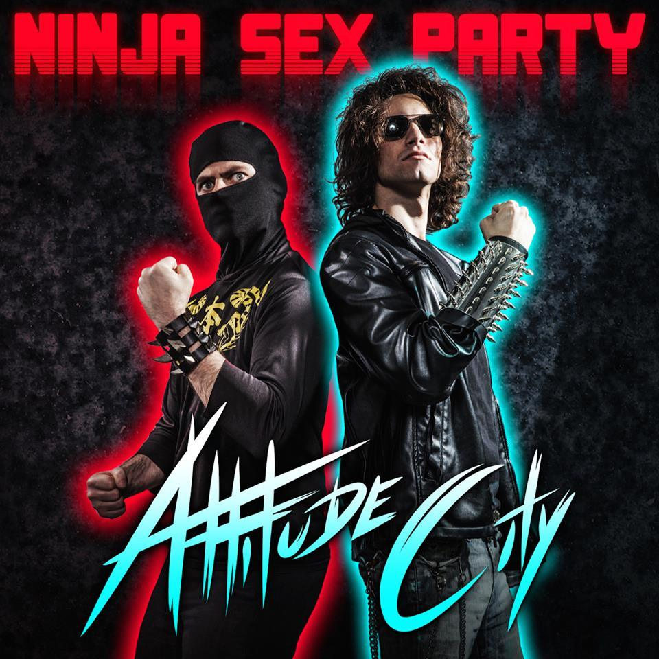 ninja sex party film paneler
