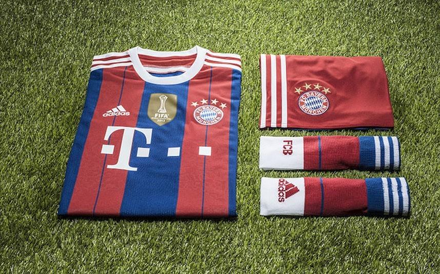 FC Bayern München – Bayern München 2014/15 Kit   Genius