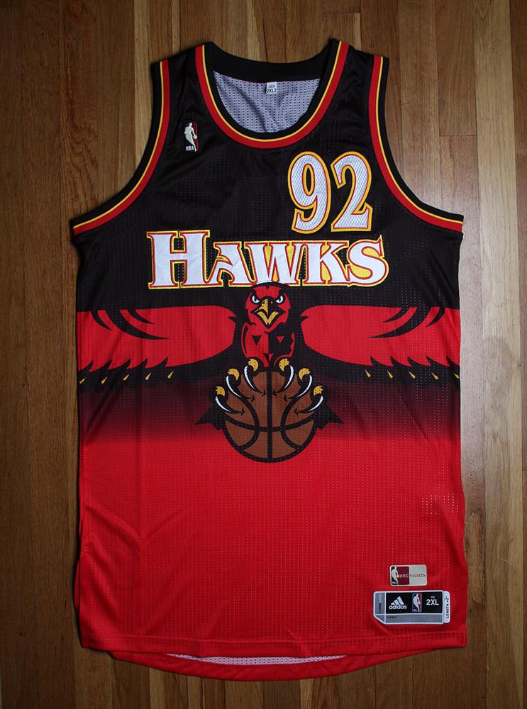 best service 93c00 a303f Favorite Retro NBA jersey? | Genius