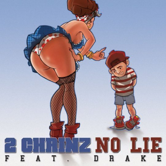 Cover art for No Lie by 2 Chainz