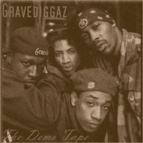 Cover art for Ashes To Ashes by Gravediggaz