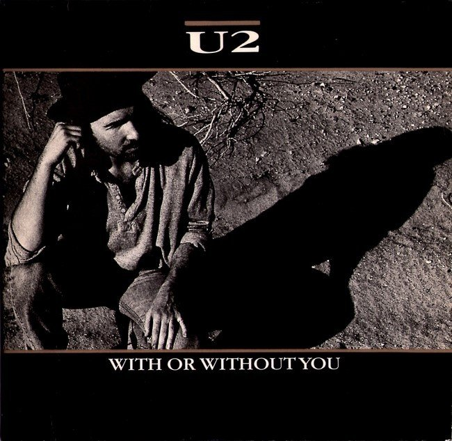U2 – With or Without You Lyrics | Genius Lyrics