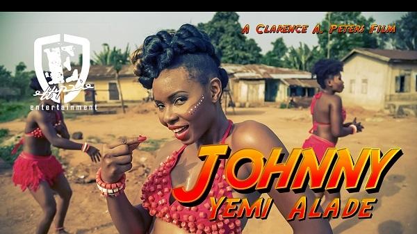 Resultado de imagen de Yemi Alade - Johnny