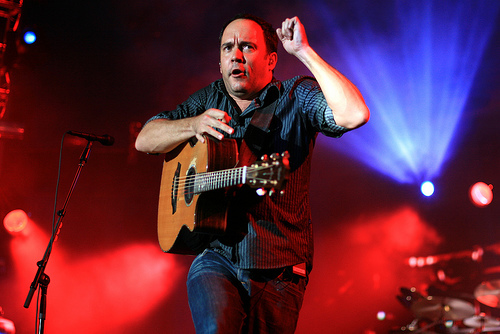 Dave matthews band let you down lyrics