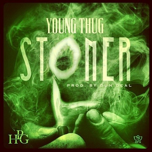 Cover art for Stoner by Young Thug