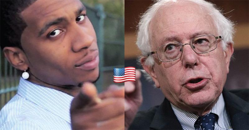 Englisches Song-Listening 410 Part 2: Bernie Sanders Got Bars (Jim And Them) wav 1411 kbps