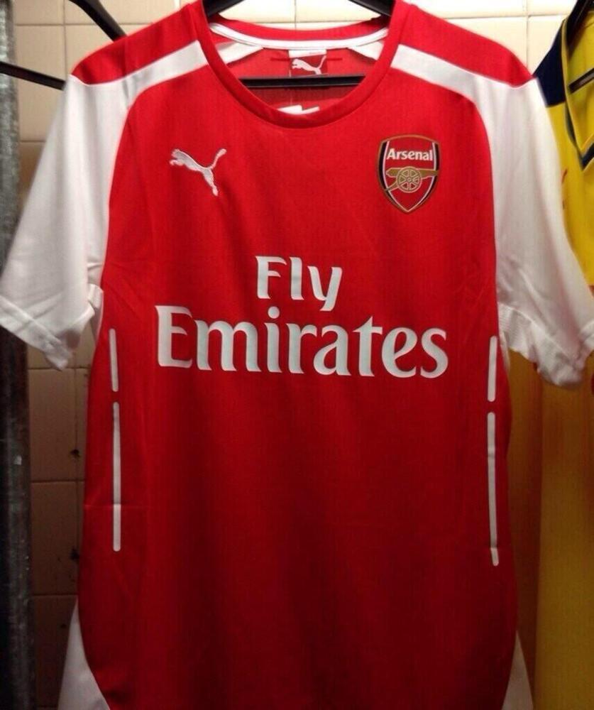 sale retailer 80fbe 527d1 Arsenal FC – Arsenal 2014/15 Kit | Genius