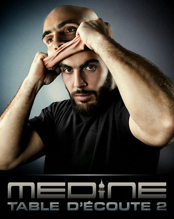 Cover Médine - Téléphone Arabe (feat Salif, Tunisiano, Ol' Kainry, Rim-K, La Fouine,Mac Tyer et Keny Arkana)