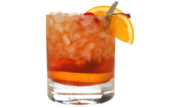 "The Old Fashioned is a ""cocktail"" in its purest form–spirits ..."