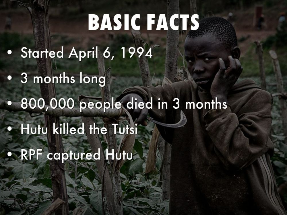 hotel rwanda genocide essay