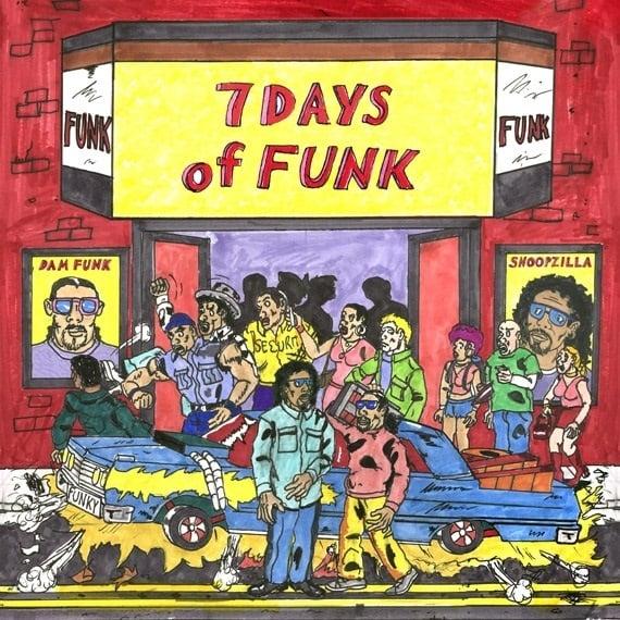Dam-Funk Dâm-Funk It's My Life
