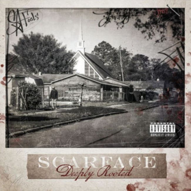 Scarface – deeply rooted [tracklist + album cover] | genius.