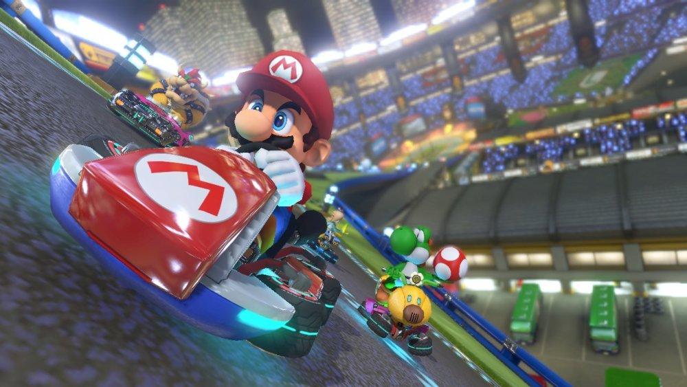 Nintendo – Mario Kart 8   Genius