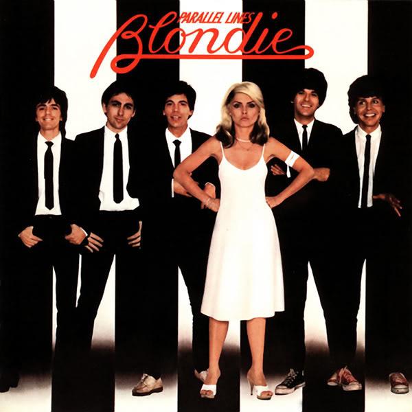 Parallel Lines Blondie 42. Blondie - P...
