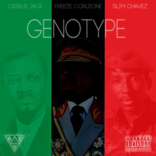 Englische Songs für kostenlose Downloads Génotype (667 - 33ème Degré) - Freeze Corleone DXD