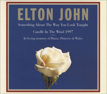 Elton John Candle In The Wind Diana