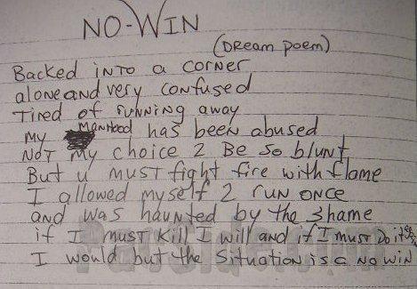 2Pac – No-Win (Dream poem) | Genius
