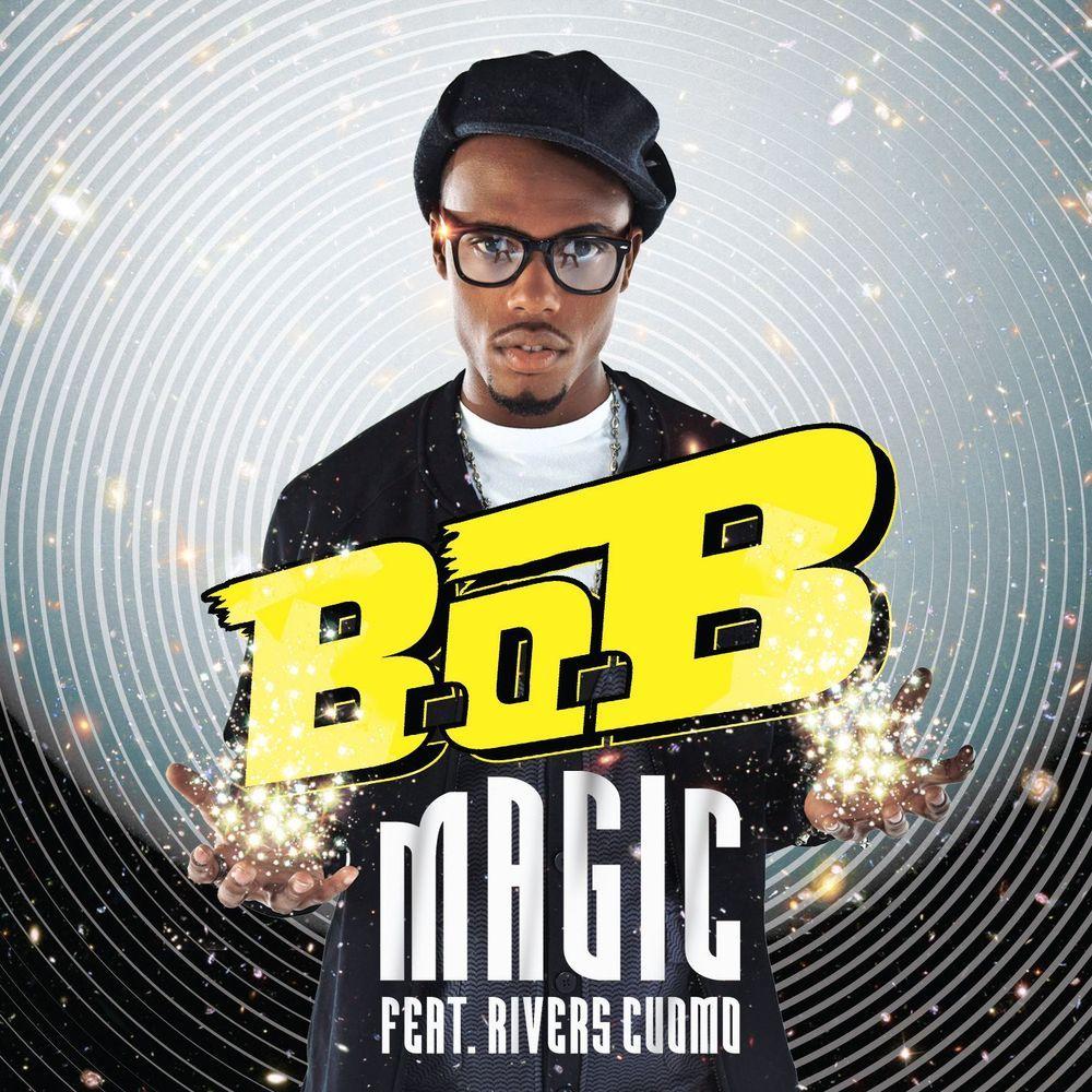 B.o.B - Magic ft. Rivers Cuomo (Lyrics On Screen) - YouTube