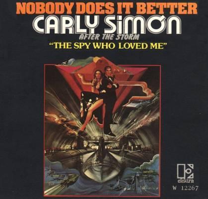 Carly Simon – Nobody Does It Better Lyrics | Genius LyricsThe Spy Who Loved Me Soundtrack Carly Simon