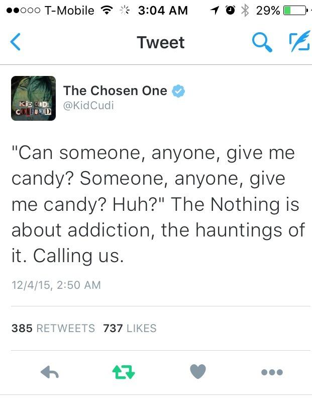 Kid Cudi Speedin Bullet To Heaven Lyrics