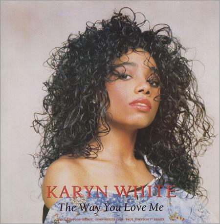Spazio Musica di sottofondo gratuita The Way You Love Me MP3 (Karyn White) [Karyn White]