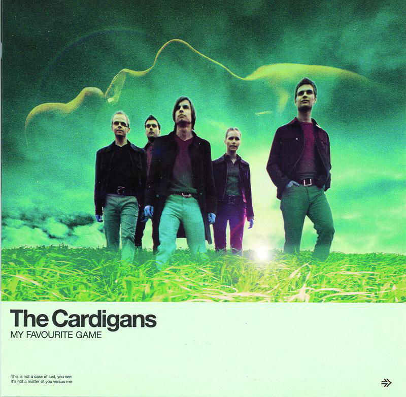 SoundHound - My Favourite Game by The Cardigans