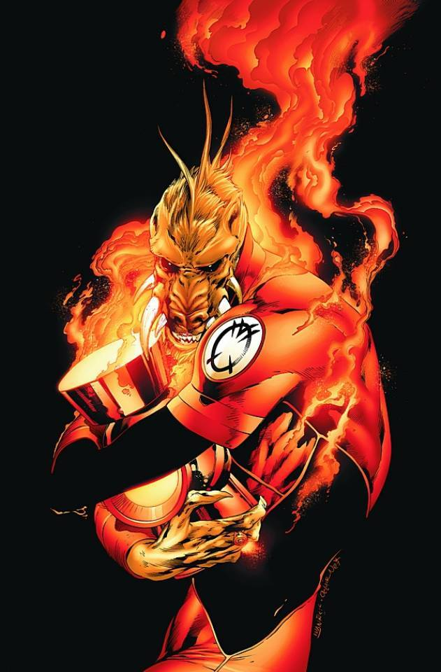 DC Comics – Lantern Oaths | Genius