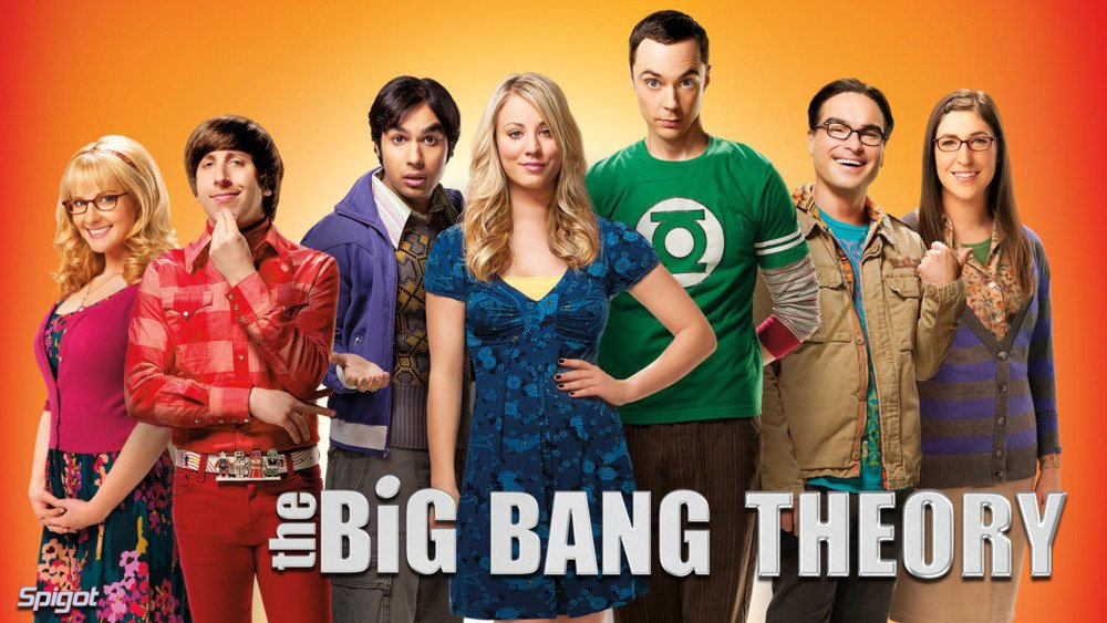 Barenaked Ladies - The Big Bang Theory Lyrics | MetroLyrics