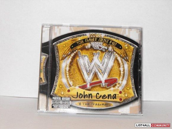 John cena cd