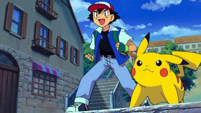 Pokémon - Theme 1 - Ich will der allerbeste sein Lyrics