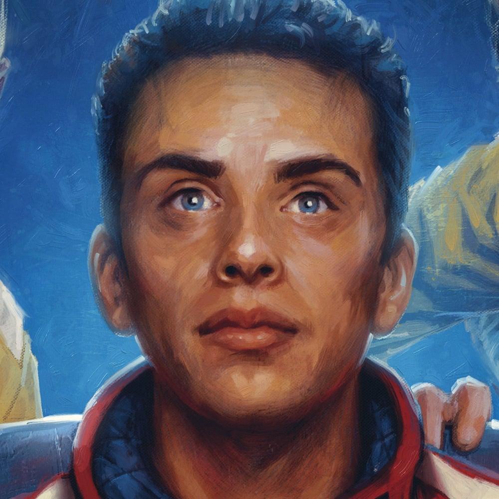 Logic The Incredible True Story Album Artwork For Def Jam Recordings By Sam Spratt
