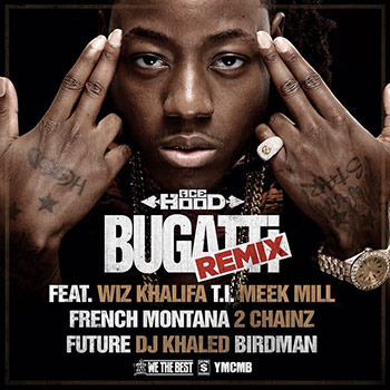 Bugatti lyrics remix