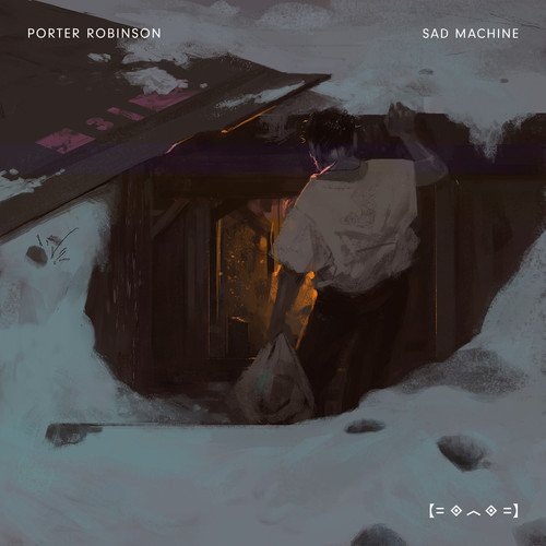 sad machine live